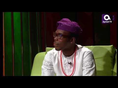 Tayo Amokade a.k.a IJEBU on GbajumoTV