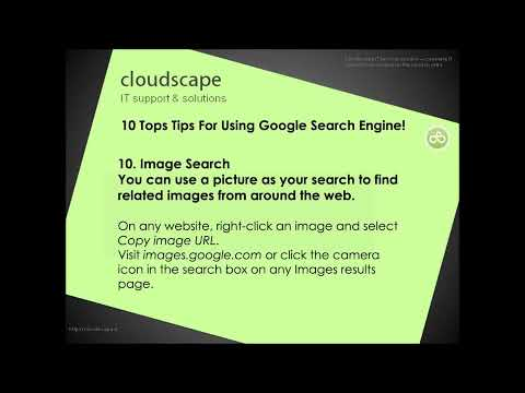 10 Tops Tips For Using Google Search Engine HD