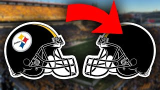 The REAL REASON Why the Steelers' Logo Appears on One Side of their Helmet by Total Pro Sports