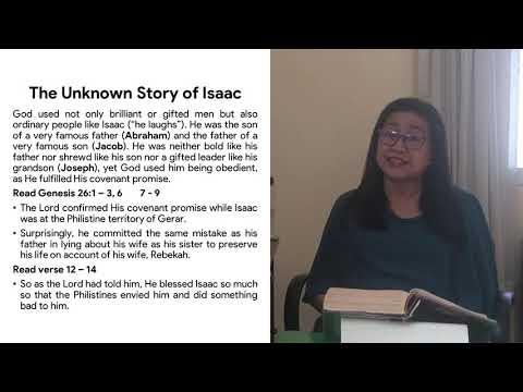 Bible Study Online - Series 3 - Episode 1 - Isaac