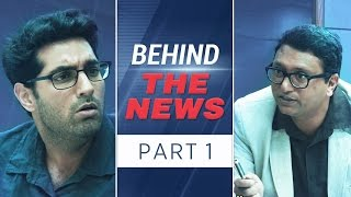 Video Behind The News Part - 1 MP3, 3GP, MP4, WEBM, AVI, FLV April 2018