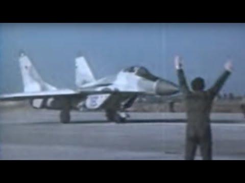 Le Mikoyan-Gourevitch MiG-29 (Code...