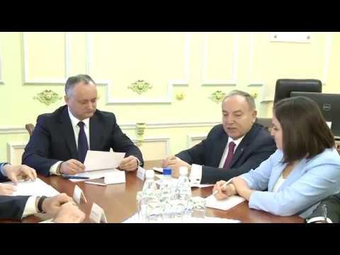 Președintele țării, Igor Dodon a avut o întrevedere cu Ambasadorul Extraordinar şi Plenipotențiar al Republicii Turcia în Moldova, Hulusi Kilic