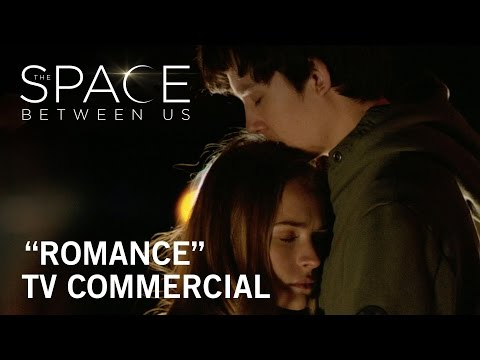 The Space Between Us (TV Spot 'Romance')