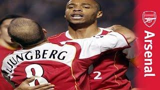 Die 5 schönsten Premier-League-Tore des Fredrik Ljungberg