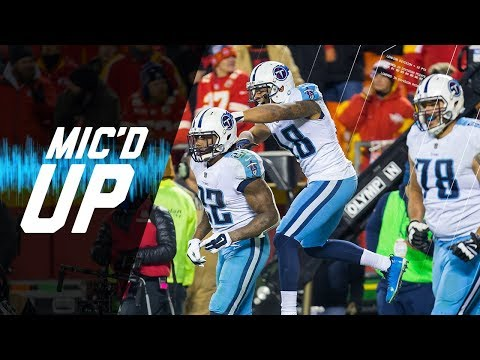 Video: Titans vs. Chiefs Mic'd Up During Epic Comeback