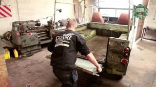 Bojan Lataire – ombouwen voertuigen