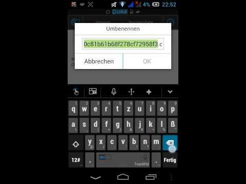 Kostenlos Musik runterladen Android (German)