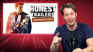 Honest Trailers Commentary - Mission: Impossible - Fallout by Clevver Movies