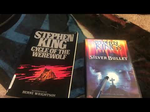 Stephen King Book VS Movie: Cycle Of The Werewolf/Silver Bullet