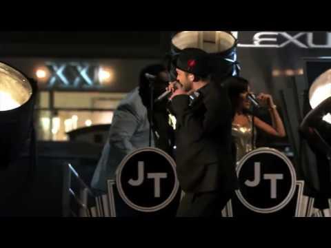 Justin Timberlake - Take Back The Night (On Jimmy Kimmel) HD