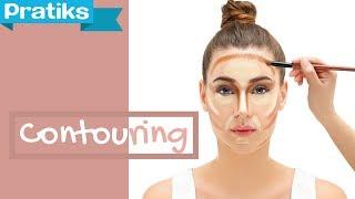 Maquillage - Comment faire un contouring ? Video