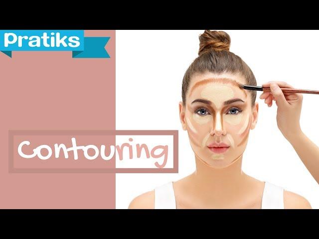 Maquillage contouring comment comment faire son contouring - Comment faire le maquillage de kim kardashian ...