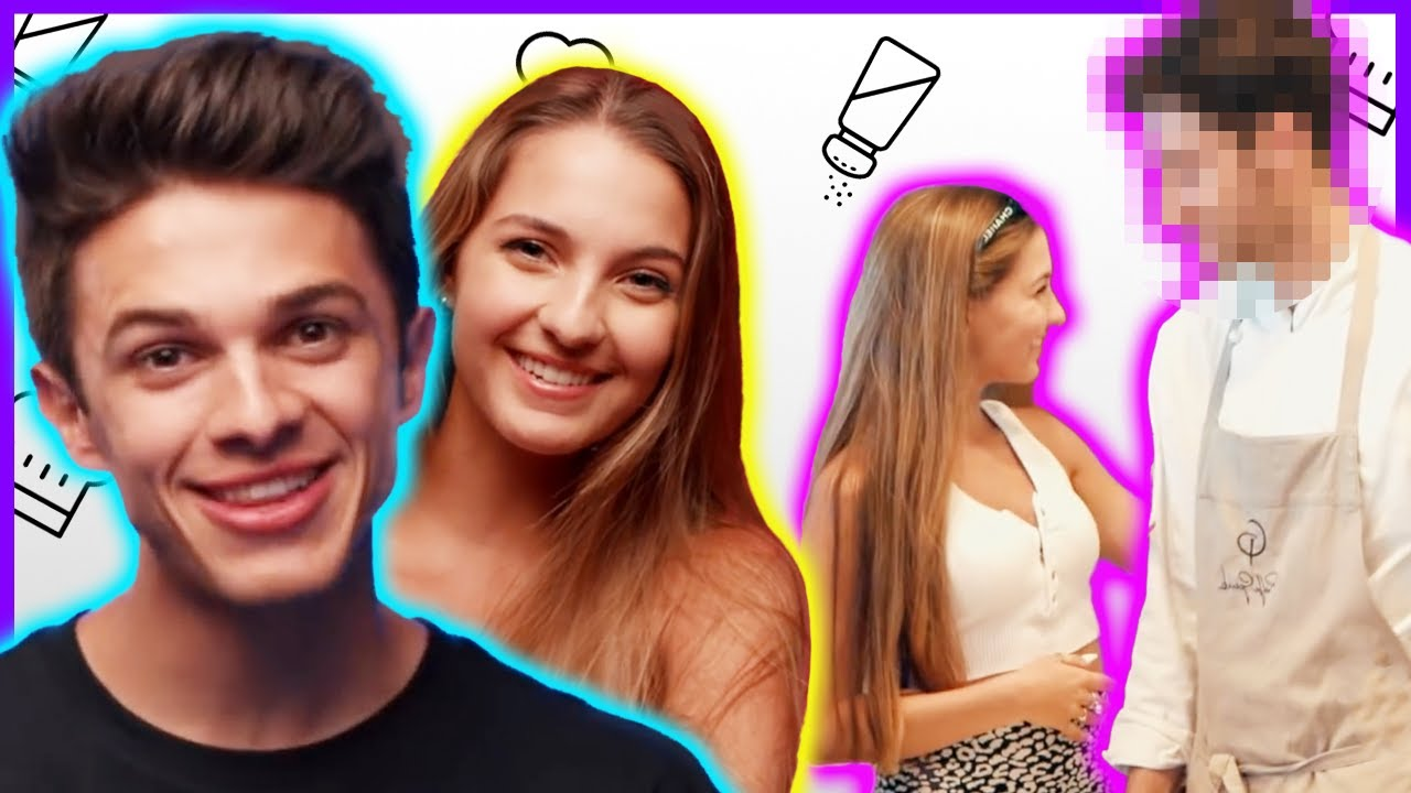 I SURPRISE MY BEST FRIENDS w/ A FAMOUS CHEF! | Brent Rivera Dream Vacation EP 1 - YouTube