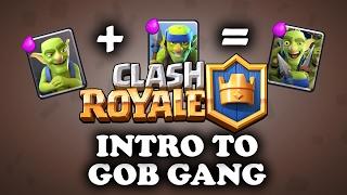 Video Intro to Goblin Gang | Clash Royale | Using & Countering vs All Cards MP3, 3GP, MP4, WEBM, AVI, FLV Oktober 2017