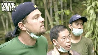 Nonton BEFORE THE FLOOD Trailer - Leonardo DiCaprio climate change documentary Film Subtitle Indonesia Streaming Movie Download