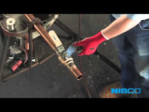 NIBCO® Lead Free Soldering Recommendations