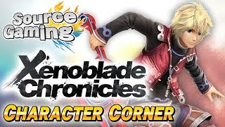 Xenoblade Chronicles – Character Corner