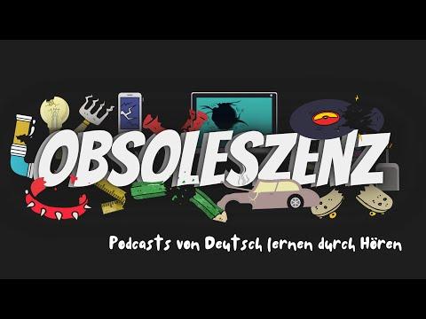 #8 Geplante Obsoleszenz | Deutsch lernen durch Hören