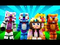 FNAF World - WHO'S YOUR MOMMY? (Minecraft Roleplay) - Day 10