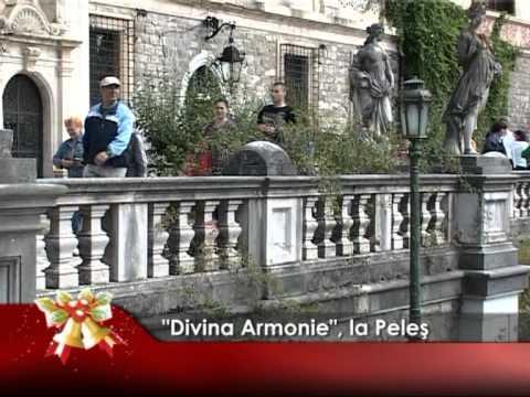 """""""Divina Armonie"""", la Peleş"""