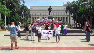 Militants: Marcos a villain, not a hero