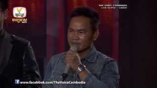 Khmer TV Show - The Voice Cambodia : Battle Rounds