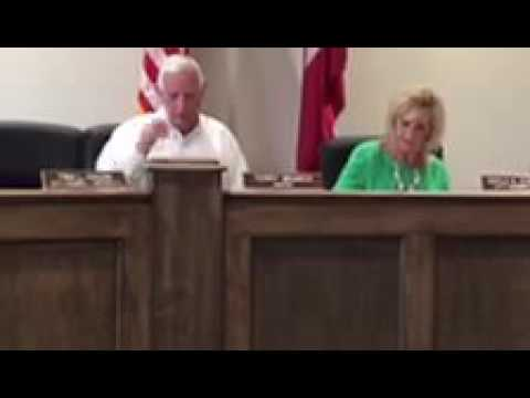 Claxton Council Meeting 9/6/16