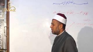 أعمال الحج والعمرة 3 الطواف | للشيخ عبدالعزيز البرى