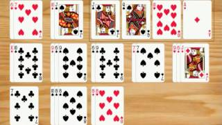 Unknown Solitaire YouTube video
