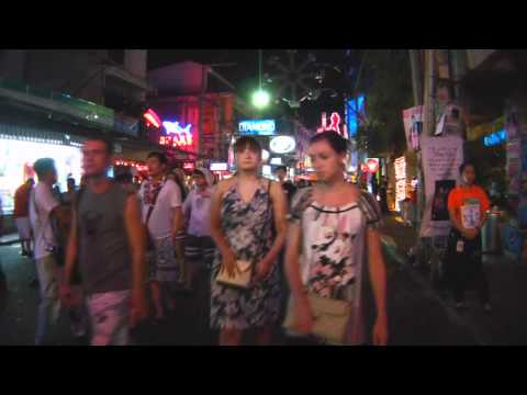 The Best Of Walking Street / Pt.1 (Pattaya Thailand) パタヤ/ウォーキング ストリート