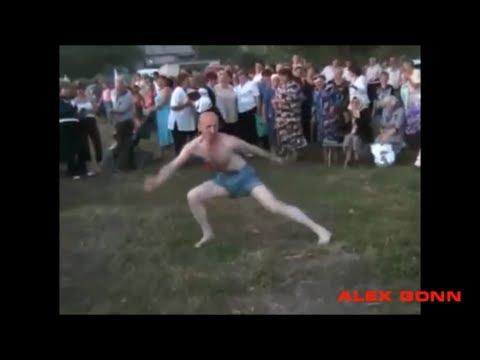Танцуют все. Смешные танцы