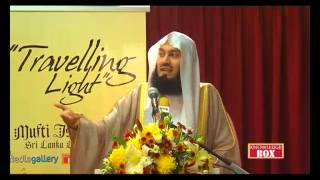 Mufti Menk Whatsapp Joke In Sri Lanka