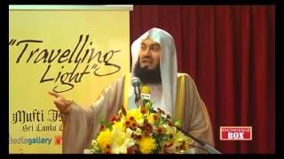 Mufti Menk Whatsapp Joke In Sri Lanka