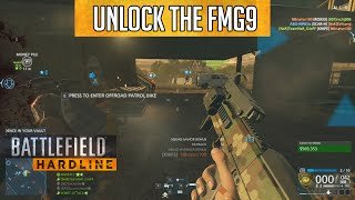 Battlefield Hardline: How to Unlock The FMG9 SMG - Mechanic Syndicate Assignment