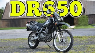 4. 2013 Suzuki DR650: Regular Car Reviews