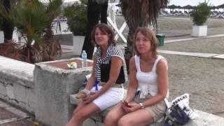 Vierdaagse van Marbella.  dag 1