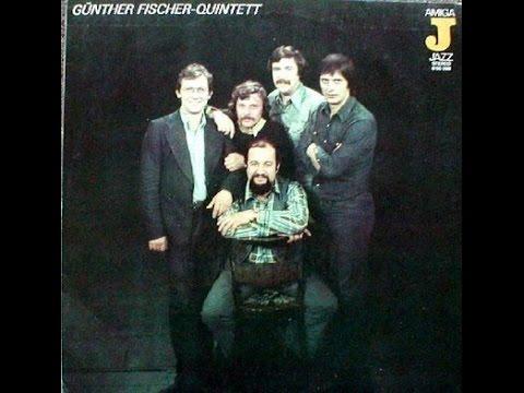 Günther Fischer-Quintett ?– Kombination (FULL ALBUM, jazz-rock / jazz-funk, DDR, 1978)
