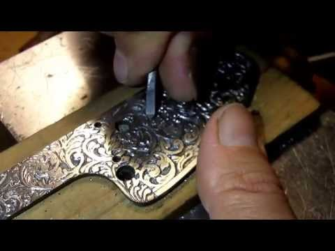 Узоры своими руками для металла