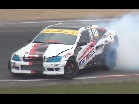 Nürburgring Drift Cup 2017 - Round 1 - Easter Cup