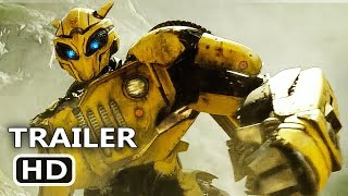 Video BUMBLEBEE Official Trailer (2018) John Cena, Transformers Movie HD MP3, 3GP, MP4, WEBM, AVI, FLV Agustus 2018