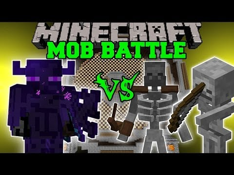 Battle - Farlander Vs Sun Skeletons, Mutant Skeleton, & More! Can we get 3000 likes for the epic battle?! Don't forget to subscribe for more battles and epic Minecraft content! Facebook! https://www.faceboo...