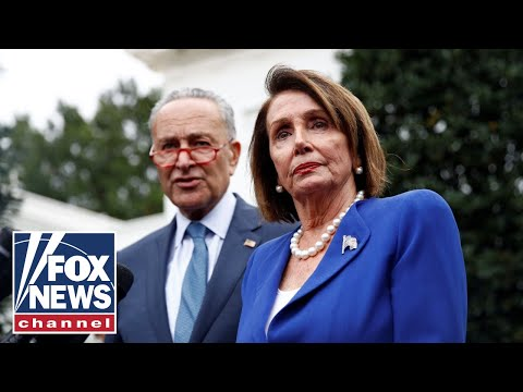 39The Five39 on Pelosi storming out of explosive Trump meeting