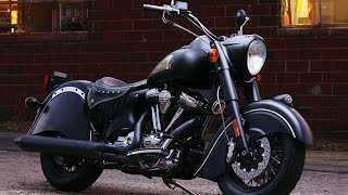 8. Indian Chief Dark Horse Cruiser Launched