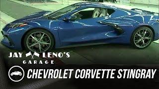 Video Jay Leno has the first look at the 2020 Chevrolet Corvette Stingray - Jay Leno's Garage MP3, 3GP, MP4, WEBM, AVI, FLV Juli 2019