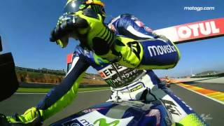 Video #TheGrandFinale: Rossi's lap of honour MP3, 3GP, MP4, WEBM, AVI, FLV November 2017