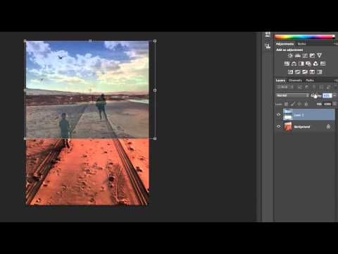 Basics - Photoshop Principal Product Manager Bryan O'Neil Hughes explains basic compositing in this episode of Photoshop Playbook. Read about the Photoshop Playbook s...
