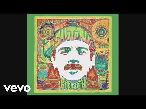 Santana - Margarita (Audio) ft. Romeo Santos