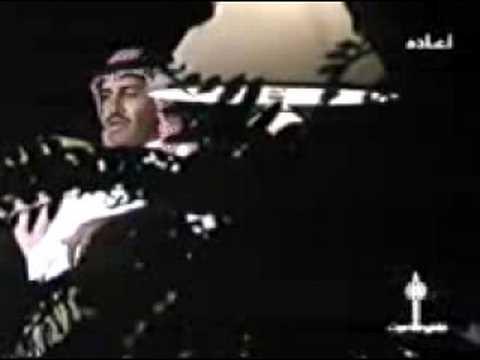 خالد عبدالرحمن في طي هالوقت _ قصيدة