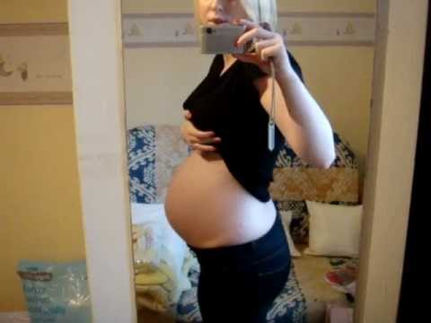 7 Months Pregnant!! + Belly shot!!.
